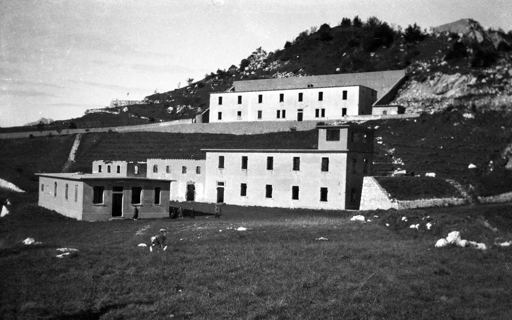 Caserme forte Festa 4 - inv. 1939