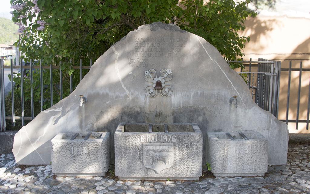 Fontana di Selve