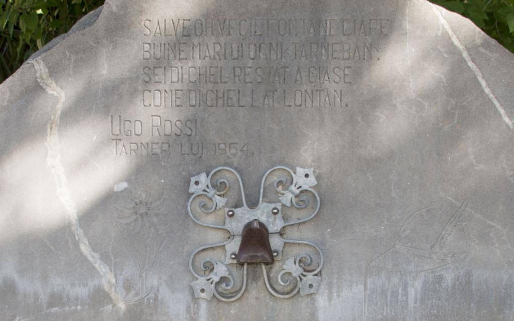 Fontana di Selve Dettaglio
