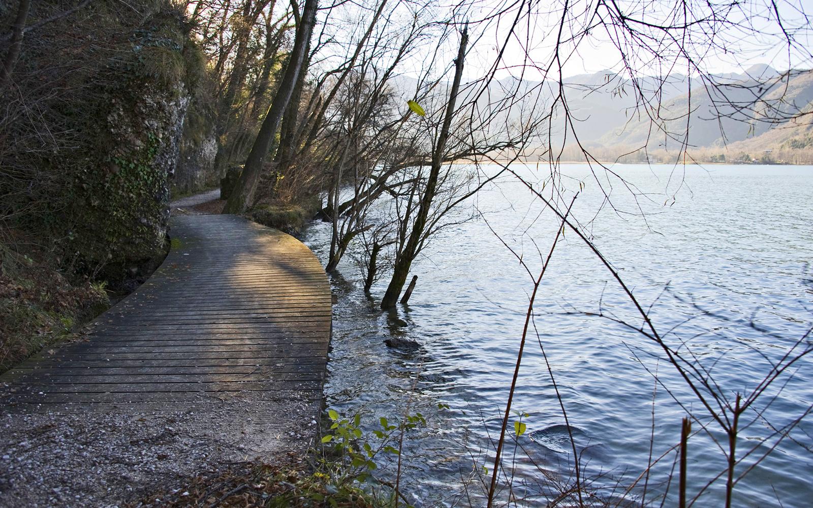 Sentiero naturalistico del lago